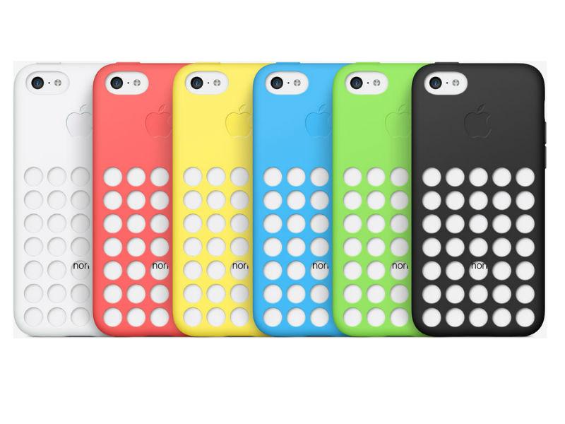 iphone 5c speciale kleuren
