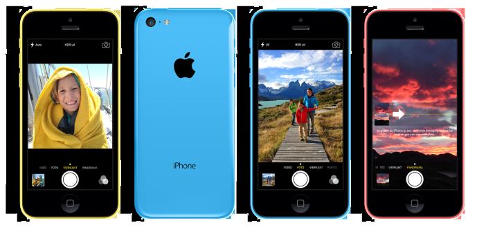 De iPhone 5c hele goede middenklasser!